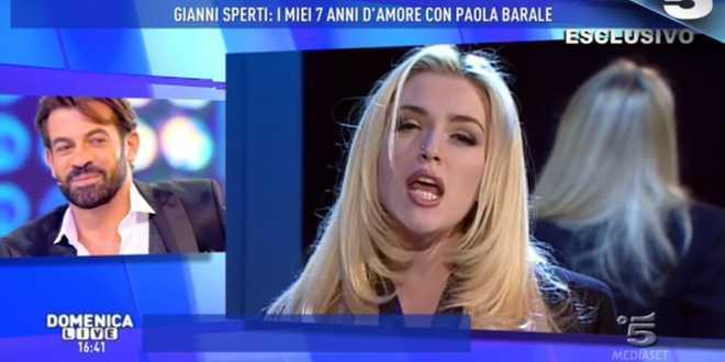 Uomini e Donne gossip: Paola Barale liquida Gianni Sperti con parole terribili, il ruolo di Raz
