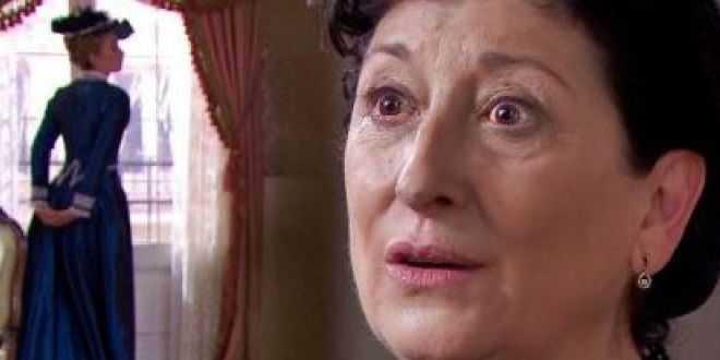 Una Vita anticipazioni spagnole: Ursula scioccata dal ritorno di Cayetana