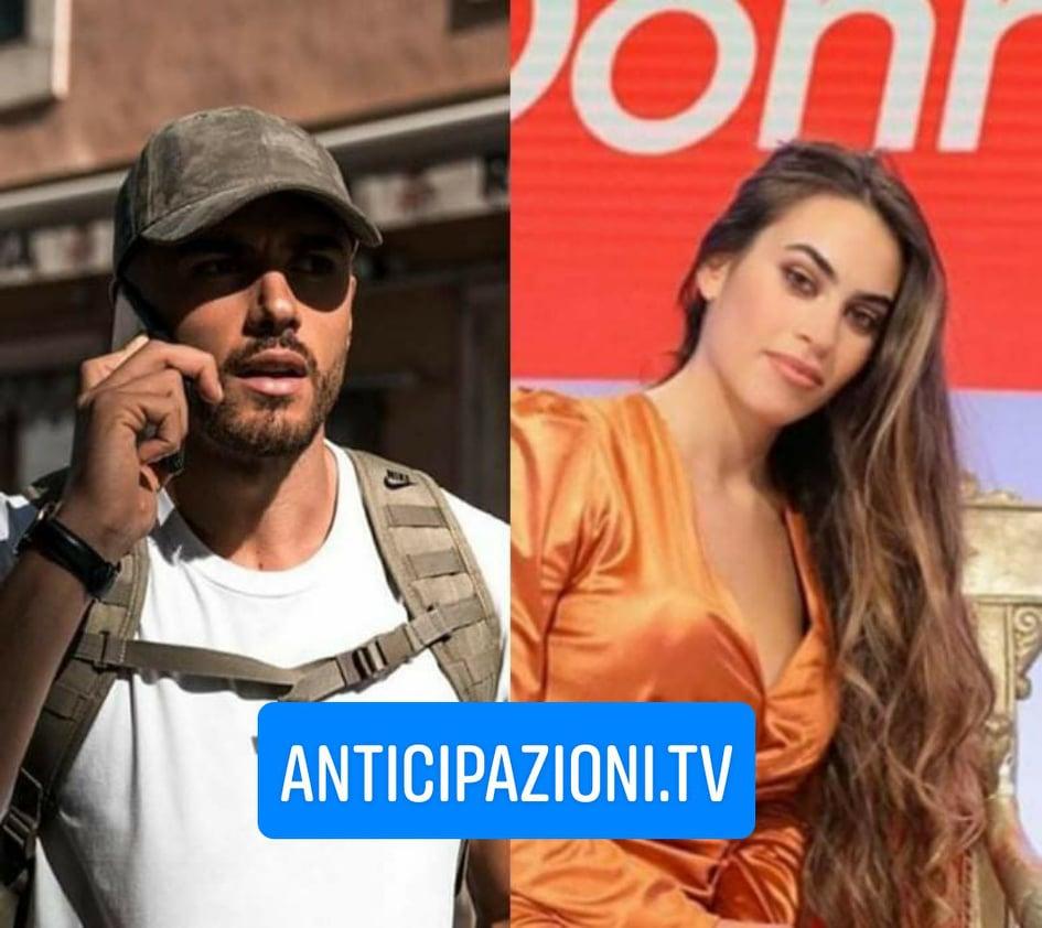 News Uomini e Donne, Veronica Burchielli è a Napoli da Alessandro Zarino: la segnalazione