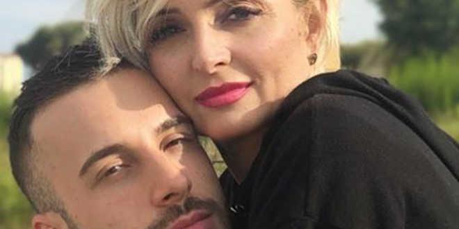 Veronica Peparini e Andreas Muller, ex ballerino di Amici insieme anche in quarantena