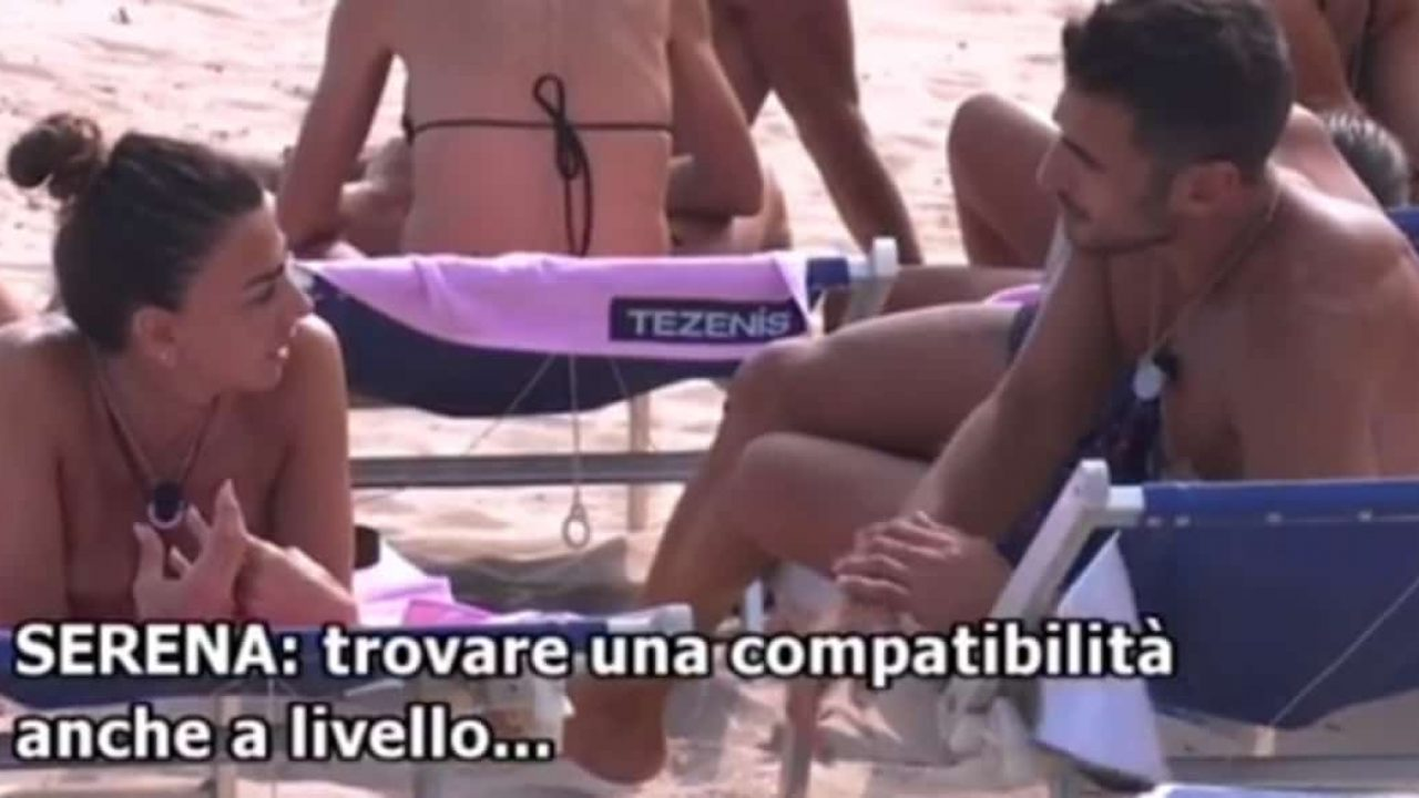 Temptation Island Vip 2, Serena Enardu parla del single Alessandro: si vedono fuori dal programma?
