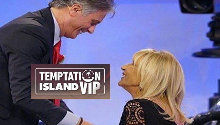 Temptation Island Vip: Gemma Galgani tra le coppie e Giorgio Manetti tra i tentatori?