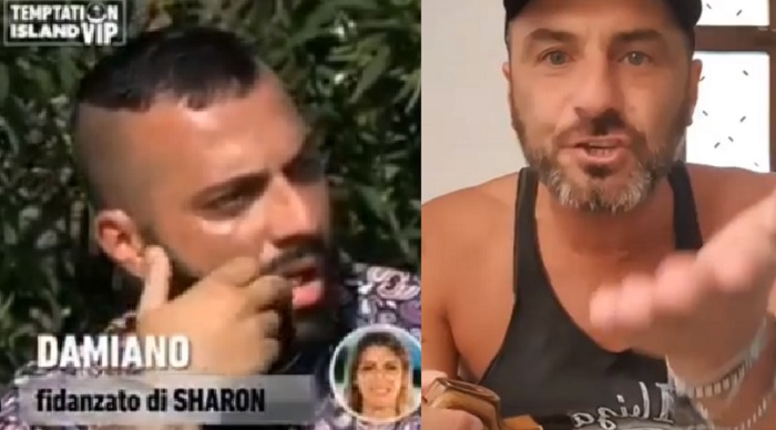Temptation Island Vip: il video shock di Sossio Aruta contro Er Faina!