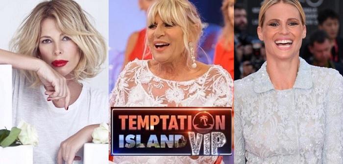 Temptation Island Vip: Maria De Filippi ha già trovato la nuova conduttrice?