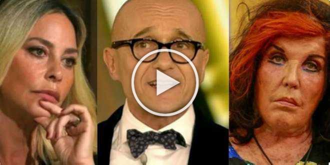 GF Vip 5, Alfonso Signorini difende Patrizia De Blanck: l'indignazione del pubblico