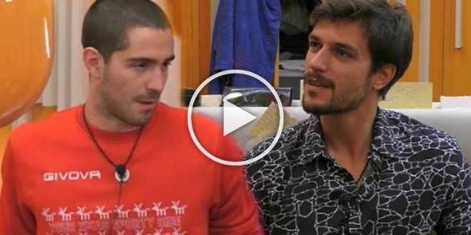 Grande Fratello Vip 5, Andrea Zelletta innamorato di Tommaso Zorzi?