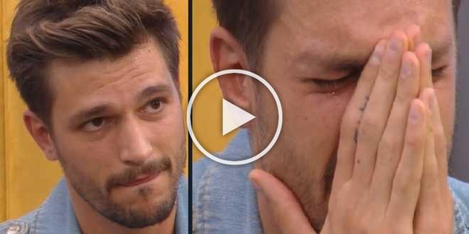 Grande Fratello VIP 5: Andrea Zelletta svela nuovi segreti e rischia l'espulsione