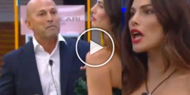 """GF Vip 5, Dayane Mello rivela cosa c'è stato con Stefano Bettarini: """"Una scop*** e basta"""""""