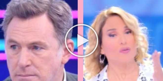 """GF Vip 5, Filippo Nardi gelato dall'amica Barbara D'Urso: """"Sei stato orribile"""""""