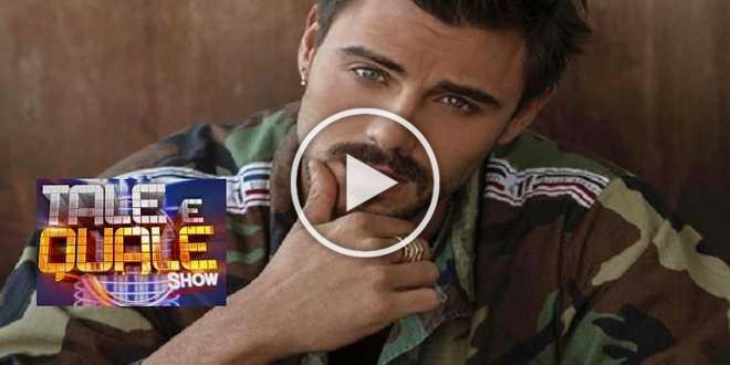 Francesco Monte torna a Tale e Quale Show: ecco quando e in che ruolo