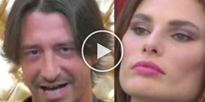 GF Vip 5, le frasi shock di Francesco Oppini sulla violenza sessuale ai danni di Dayane Mello
