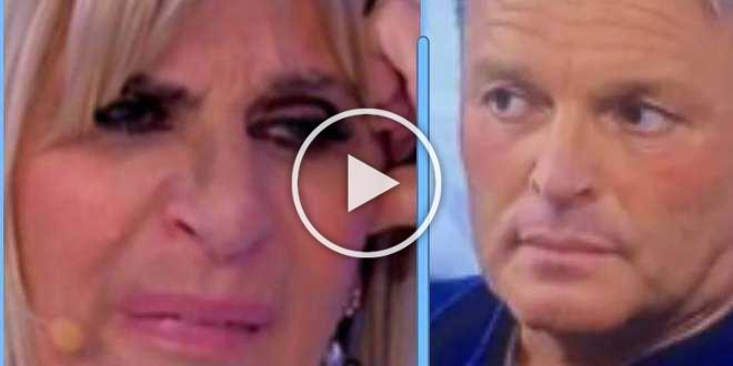 Gemma Galgani sedotta e abbandonata: Maurizio la scarica e sparisce