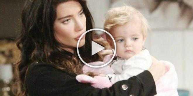 Beautiful anticipazioni americane: Kelly non è figlia di Liam Spencer?