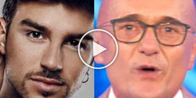 GF Vip 5, l'ossessione di Signorini per Andrea Damante: che c'è sotto?