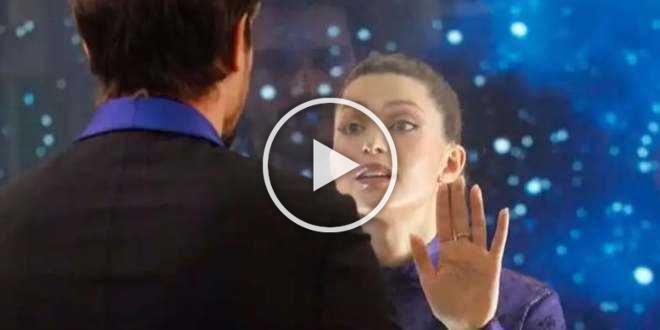 Natalia Paragoni rompe il silenzio e invia un aereo: il messaggio per Andrea