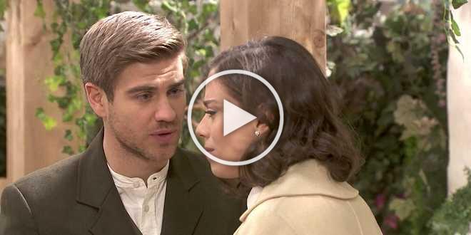 Anteprima Il Segreto di martedì 12 gennaio 2021, Ramon scopre il segreto di Adolfo e Marta