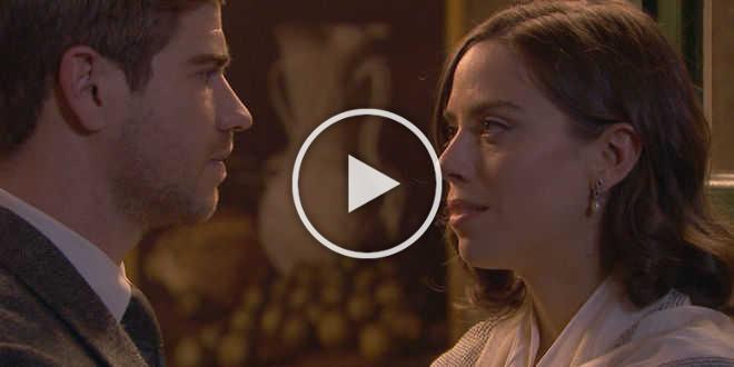 Il Segreto domenica 13 dicembre 2020: Marta pensa ad Adolfo, ma lui ricambia il suo affetto?