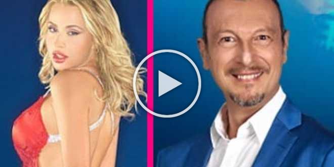 Sanremo 2021, Valeria Marini si candida per un ruolo inedito