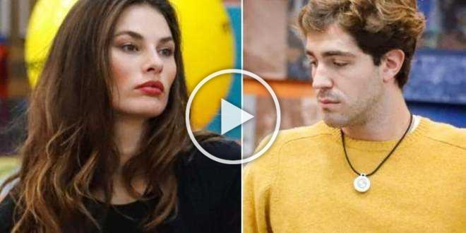 GF Vip 5, Tommaso Zorzi contro Dayane Mello: è guerra